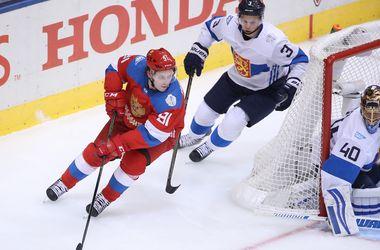 Сборная России обыграла Финляндию на Кубке мира по хоккею и вышла на Канаду
