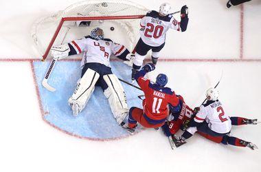 Сборная США проиграла третий матч подряд на Кубке мира по хоккею