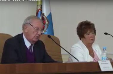 Видеохит: мэр Черноморска заявил, что не ворует уже давно