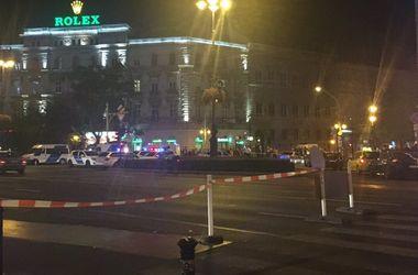 В центре Будапешта прогремел мощный взрыв