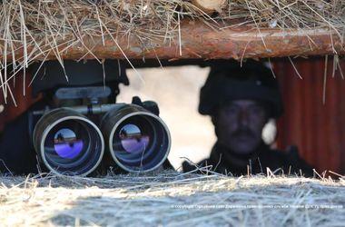 Украинские пограничники обнаружили 10 вертолетов РФ на админгранице с Крымом
