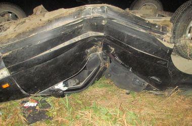 Смертельное ДТП на Закарпатье: иномарка превратилась в кусок металла