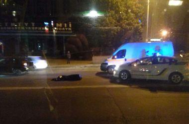 В Киеве в смертельном ДТП погиб пешеход-нарушитель