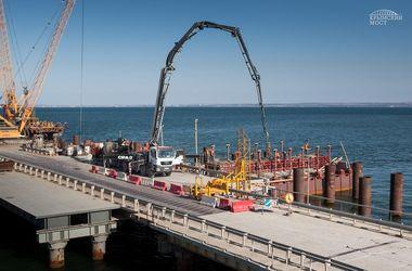 Как Россия готовится пускать поезда по крымскому мосту