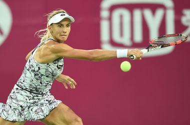 Леся Цуренко вышла в четвертьфинал турнира в Ташкенте