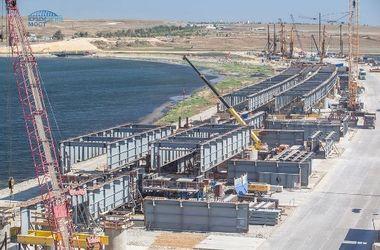 На Западе считают, что Крымский мост может упасть