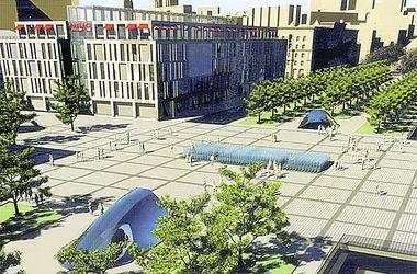 Центр Днепра сделают пешеходным, а транспорт спустят под землю