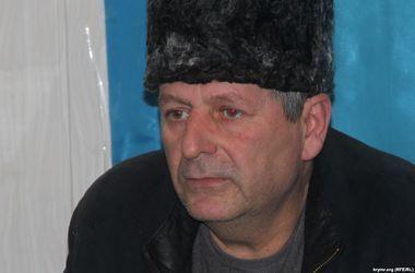 В Крыму продлили арест Чийгоза