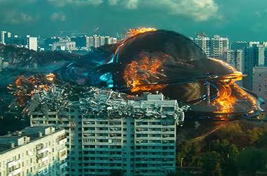 Бондарчук показал трейлер фильма о нападении инопланетян на Москву