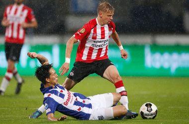 Александр Зинченко дебютировал в чемпионате Голландии