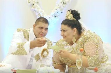 По-богатому: помпезная свадьба цыган в Словакии за 35 тысяч евро шокировала интернет