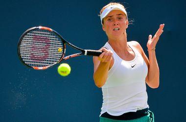 Элина Свитолина с победы стартовала на турнире в Пекине