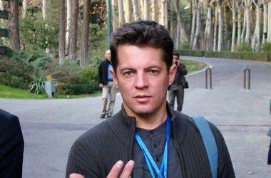 В МИД РФ заявили, что задержанный журналист Сущенко не имел аккредитации