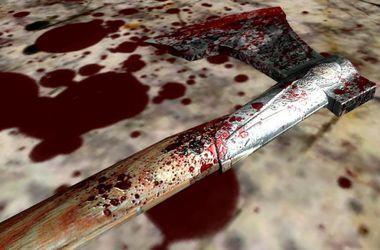 В Бердичеве охранник зарубил напарницу и уснул рядом с телом