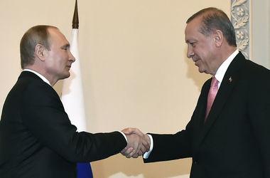 Путин летит в Стамбул на переговоры с Эрдоганом