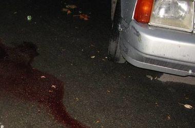 В Киеве на Оболони произошло загадочное убийство