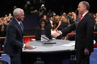 Дебаты в США: говорили о