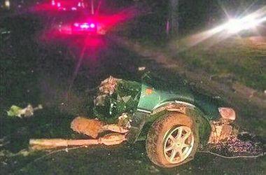 Подробности кровавого ДТП в Харькове: авто разорвало на части, 4 людей погибли