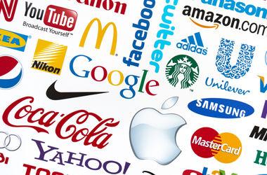 Названы ТОП-100 самых дорогих брендов мира (инфографика)