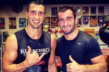 """Российский боксер: """"Кличко - очень умный боксер, он грамотно пользуется длиной своих рук"""""""