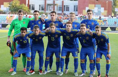 Молодежная сборная Украины не сумела обыграть аутсайдера группы в отборе к Евро-2017
