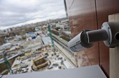 Стройки Днепра оборудуют камерами