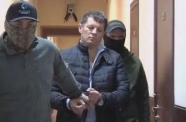Семья Сущенко обратилась к журналистам