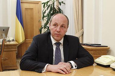 Парубий рассказал о настроениях в Раде относительно визового режима с РФ
