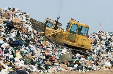 Львовский мусор несанкционированно выбросили в Полтавской области