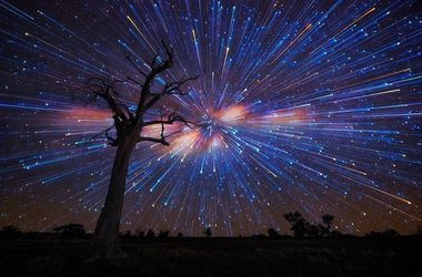 В ближайший уикенд земляне смогут наблюдать звездопад Драконид