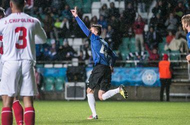 Обзор матча Эстония - Гибралтар - 4:0