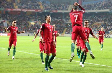 Обзор матча Португалия - Андорра - 6:0