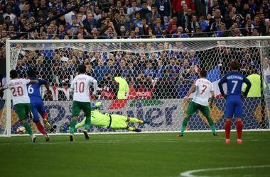 Обзор матч Франция - Болгария - 4:1