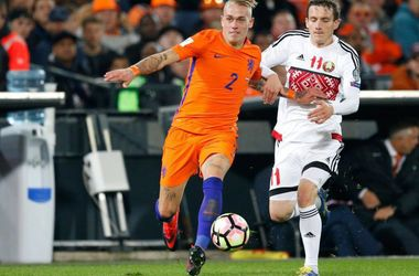 Обзор матча Голландия - Беларусь - 4:1