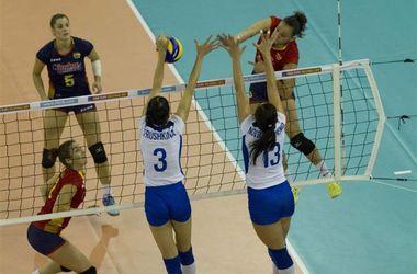 Сборная Украины пробилась на чемпионат Европы по волейболу
