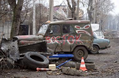 Ситуация на Донбассе: четверо военных получили ранения, двое контужены