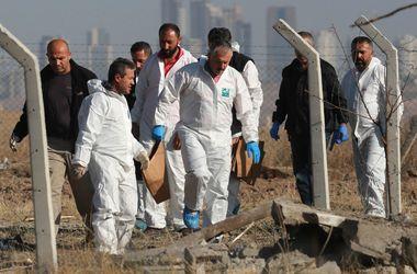 Самоподрыв в Анкаре устроили женщина и мужчина