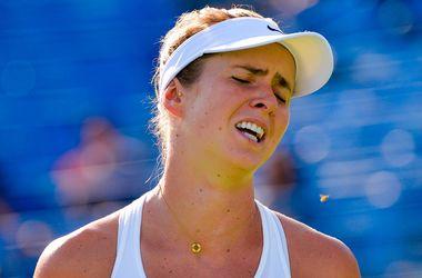 Третья ракетка мира Агнешка Радваньска не пустила Элину Свитолину в финал турнира в Пекине