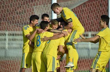 Сборная Украины до 19 лет вышла в элит-раунд отбора к Евро-2017