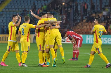 Отбор на ЧМ-2018: Армения - Румыния - 0:5, обзор матча