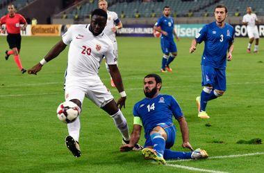 Отбор на ЧМ-2018: Азербайджан - Норвегия - 1:0, обзор матча