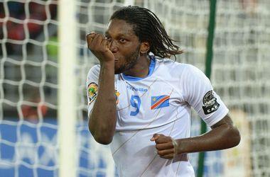 Дьемерси Мбокани сделал дубль в матче отбора на ЧМ-2018 против Ливии
