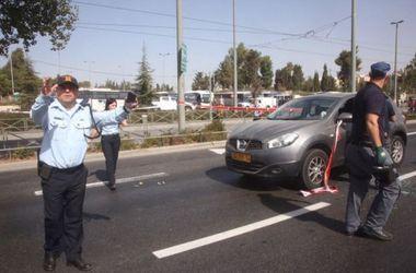 В Иерусалиме произошел теракт