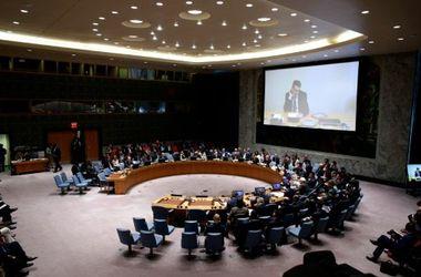 Совбез ООН проголосовал против резолюции РФ по Алеппо