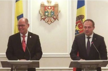 Молдова выбрала Швецию моделью политического развития