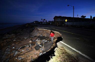 Число жертв урагана Мэттью в США возросло