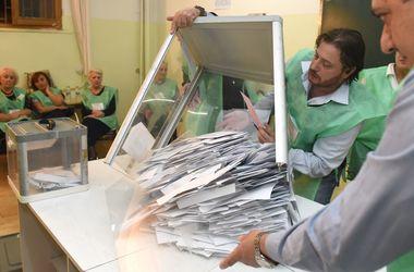В парламент Грузии проходят три партии