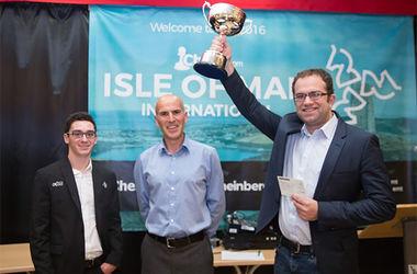 Павел Эльянов выиграл шахматный турнир на острове Мэн