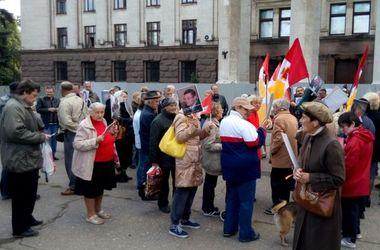 В  Одессе на Куликовом поле произошла потасовка