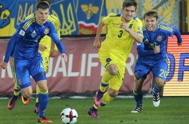 """Игрок сборной Украины: """"Если бы забили быстрый мяч во втором тайме, было бы намного легче"""""""